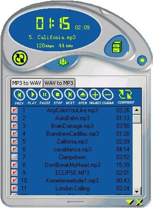 Download MP3 WAV Converter
