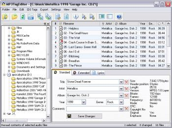 Download MP3TagEditor