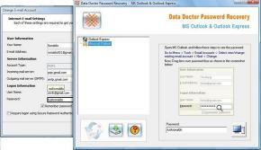 Download MS Office Outlook Password Recovery Tool