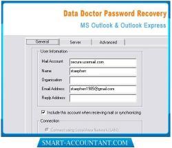 Download MS Outlook Password Breaker Tool
