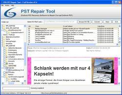 Download MS Outlook PST File Repair