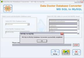 Download MS SQL 2000 to MySQL