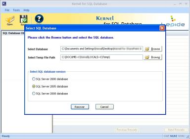 Download MS SQL Recovery