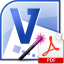ms visio export to multiple pdf files software