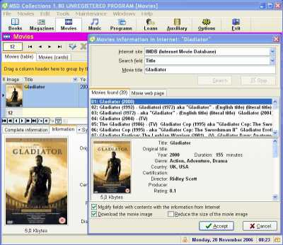 Download MSD Collections Multiuser