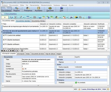 Download MSD Documents Multiuser