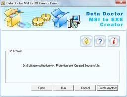 Download MSI to EXE Builder Software