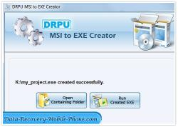 Download MSI To EXE Builder Tool