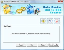 Download MSI to EXE Maker Utility