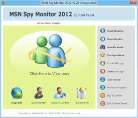 Download MSN Messenger Spy 2012