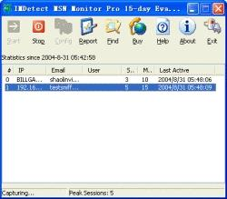Download MSN Sniffer Pro, MSN Monitor