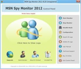 Download MSN Spy Monitor 2012