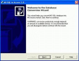 Download MSSQL-to-Access