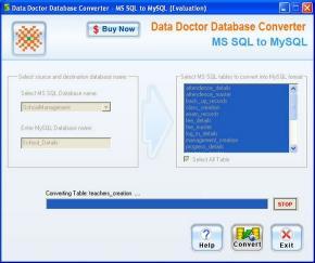 Download MSSQL to MySQL Conversion