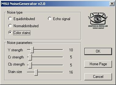 Download MSU NoiseGenerator VirtualDub plugin