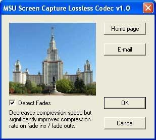Download MSU Screen Capture Lossless Codec