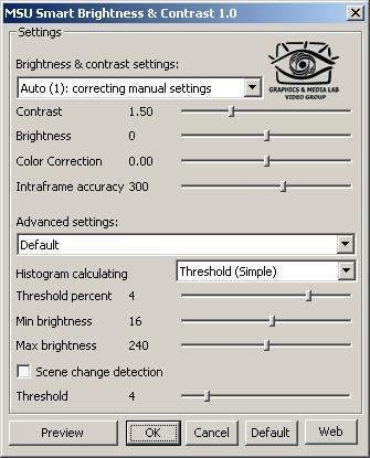 Download MSU Smart Brightness & Contrast