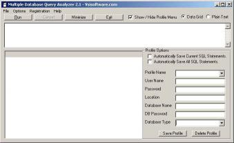 Download Multiple Database Query Analyzer