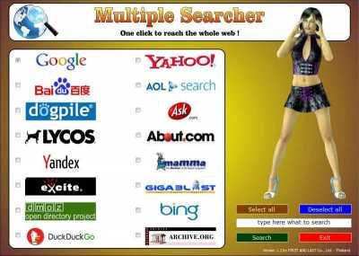 Multiple Searcher