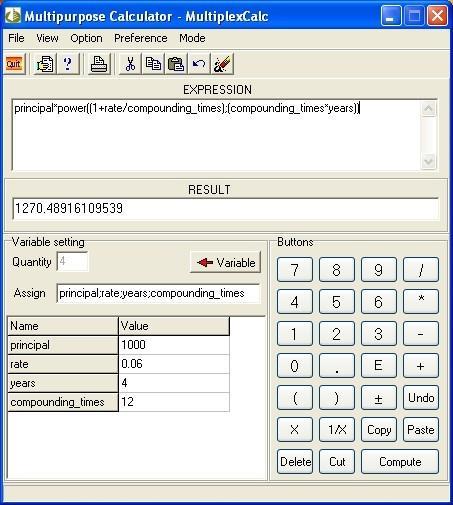 Download MultiplexCalc