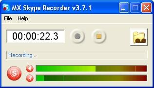 Download MX Skype Recorder