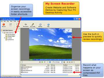 Download My Screen Recorder