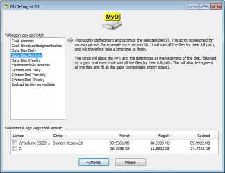 Download MyDefrag