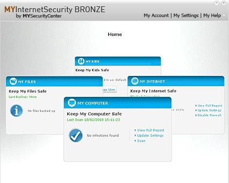 Download MYFreeAntivirus