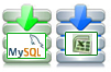 MySQL to MS Excel