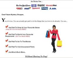 Download Mystery Shopping Jobs