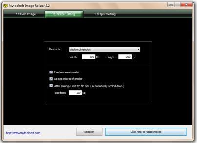 Download Mytoolsoft Image Resizer