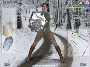 Narnia 3 Dress Up Game