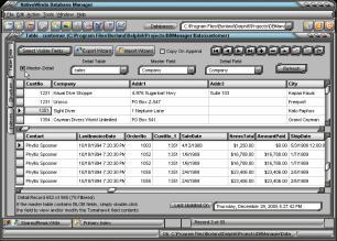 Download NativeWinds Database Manager