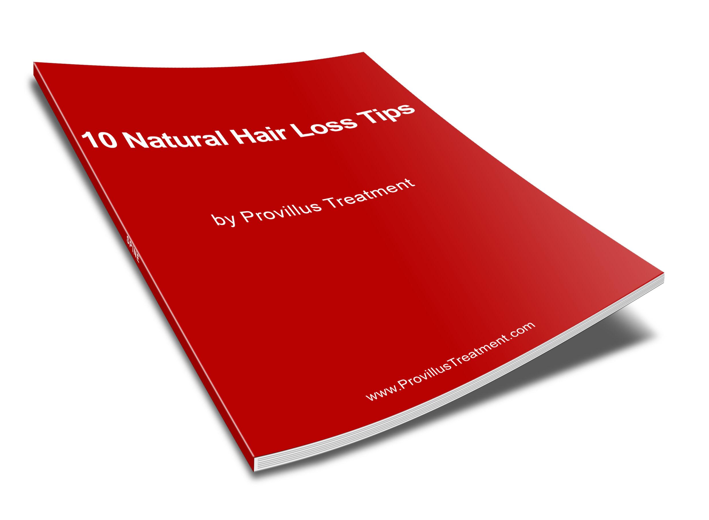 NaturalHairLossTips