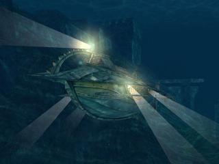 Download Nautilus 3D Screensaver