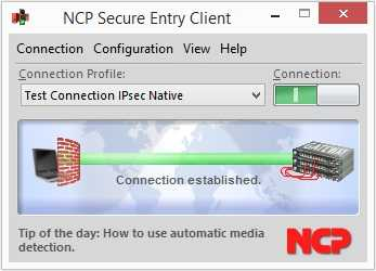 Download NCP Secure Entry Windows Client