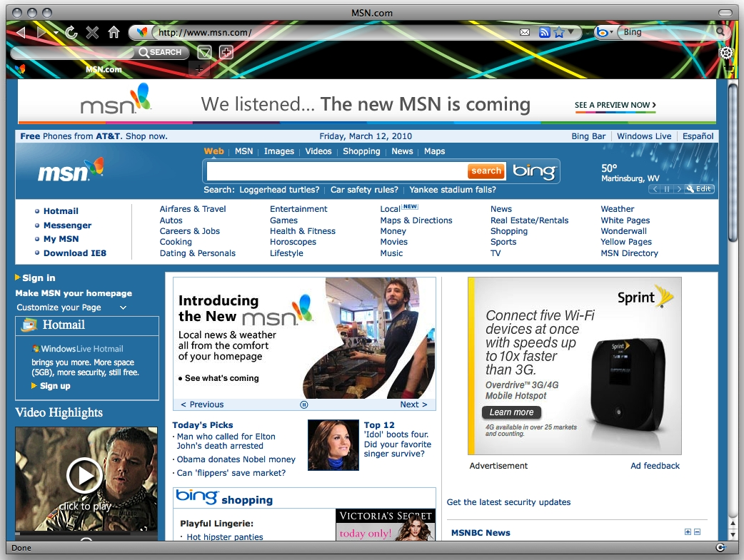 Download internet explorer 8 themes impeachlygolover blogcom.
