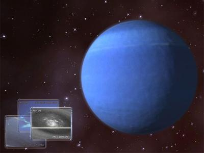 Download Neptune 3D Space Screensaver