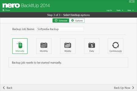 Download Nero BackItUp