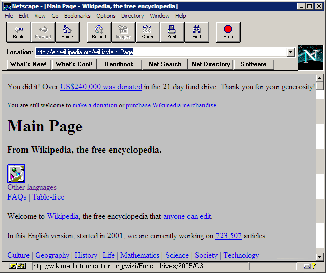 netscape download for windows