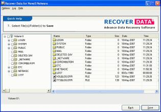 Download Netware Data Recovery Software