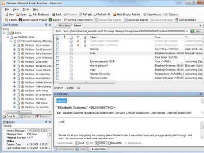 Download Network Email Examiner
