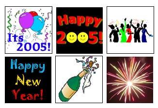 Download New Year Yahoo Avatars