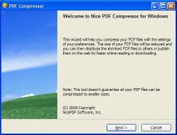 Download Nice PDF Compressor