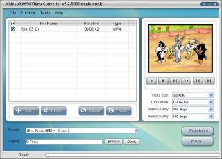 Download Nidesoft MP4 Video Converter