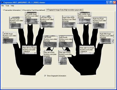 Download NIST (ANSI/NIST-ITL 1-2000) viewer