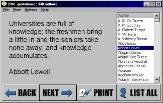 Download Notable Quotables