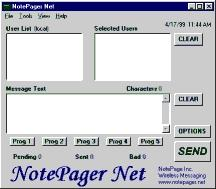 Download NotePager Net