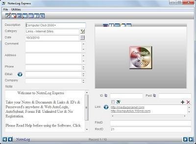 Download NotesLogExp