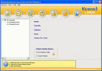 Download Nucleus Linux Data Recovery Software
